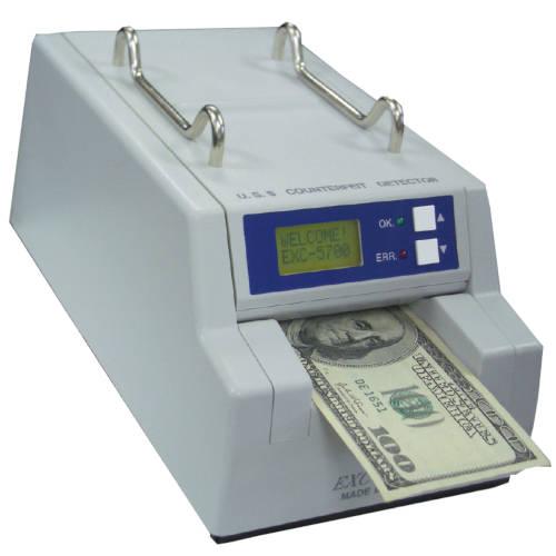 دستگاه شناسایی اصالت دلار ماتسومورا matsumura exc-5700a