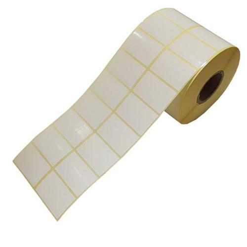 51 × 34 Paper Label لیبل کاغذی رول 3000 عددی